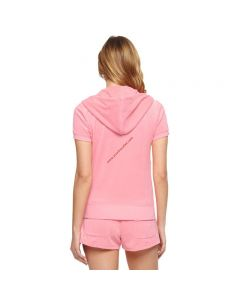 Juicy Couture Original Velour Tracksuit 607 2pcs Women Suits Pink